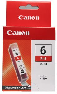 Cartouche Canon BCI-6 R - Rouge - 8891A002