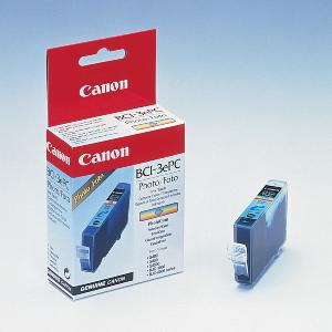 Cartouche Canon BCI-3e PC - photo Cyan - 4483A002