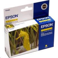 Cartouche Epson T0484 - Yellow - C13T048440 - Hyppocampe