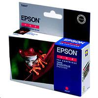 Cartouche Epson T0547 - Red - C13T054740