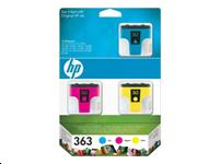 Multipack Cartouches HP N°363 - CB333EE