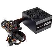 Alimentation - CORSAIR - CV550 ( 528W ) - 80 Plus Bronze