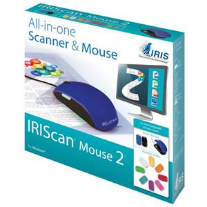 Souris Scanner - IRIS - IRIScan Mouse 2