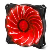 Ventilateur 12 cm - Spirit of Gamer - Air Flow 120 - Rouge ( Red )