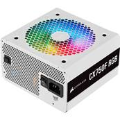 Alimentation - CORSAIR - CX750F RGB ( 748W ) - Full Modulaire - 80 Plus Bronze