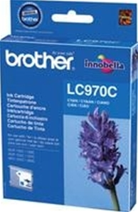 Cartouche Brother LC970C - Cyan - BRLC970C