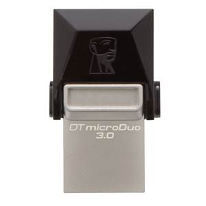 Clé Mémoire Kingston Data Traveler Micro OTG - 32Go USB3.0