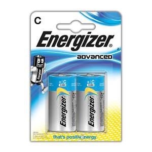 Piles Energizer Eco Advanced - C - LR14