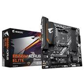 Carte Mère MSI B550M AORUS ELITE - Socket AM4 - pour CPU AMD