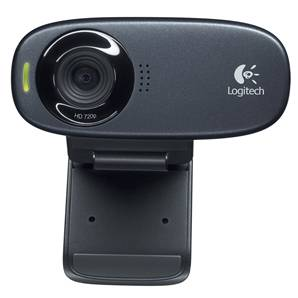 Webcam - Logitech - HD Webcam C310
