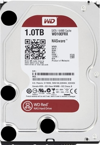 "Disque Dur 1 To - WESTERN DIGITAL - Red - Format 3"" 1/2"