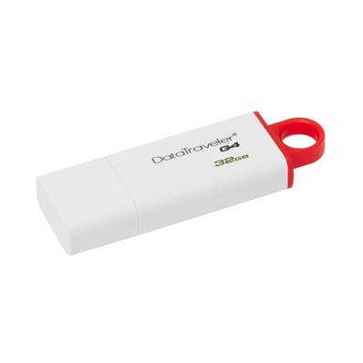 Clé Mémoire Kingston Data Traveler - 32Go USB3.0/USB2.0