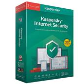 Antivirus - Kaspersky Internet Security 2020 - Licence 1 an - 3 Utilisateurs
