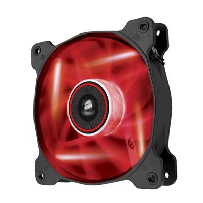 Ventilateur 12 cm - CORSAIR - SP120R - Rouge ( Red )