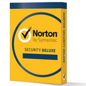 Antivirus - Symantec Norton Security Deluxe - Licence 1 an - 3 Utilisateurs