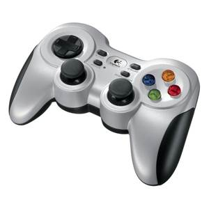 Gamepad Logitech - Wireless Gamepad F710