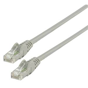 Cable Reseau RJ45 - VALUELINE - Droit - 2m - CAT 6 - UTP - VLCP85200E20.00