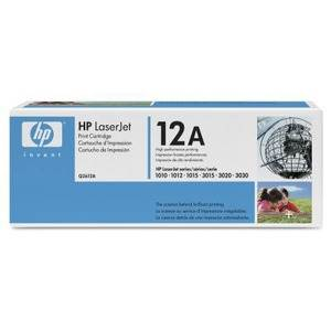 Toner HP Laserjet 12A - Q2612A - Double Pack