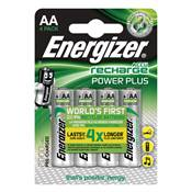 Piles Energizer AA - Rechargeable - HR6 - 2000mAh
