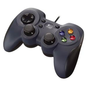 Gamepad Logitech - Gamepad F310