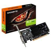 PCI-E16X , GIGABYTE , Nvidia GEFORCE GT1030 - 2Go - Low Profile - OC