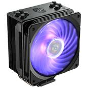 Ventilateur CPU - COOLER MASTER - Hyper 212 RGB BLACK EDITION