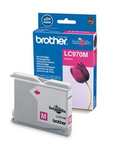 Cartouche Brother LC970M - Magenta - BRLC970M