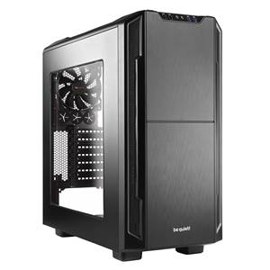 Boitier Tour - BE QUIET - Silent Base 600 Windows Noir - Sans Alimentation