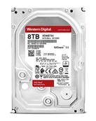 "Disque Dur 8 To - WESTERN DIGITAL - RED - Format 3"" 1/2"