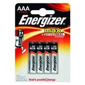 Piles Energizer MAX PLUS - AAA - LR03